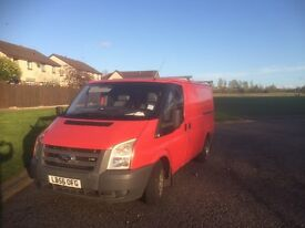Transit for sale or swap for 7 seater