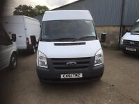FORD TRANSIT MEDIUM BASE MEDIUM ROOF.2011.ONE OWNER.NEW MOT.LOW MILES