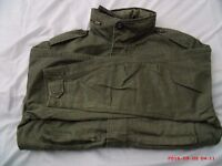 MEN'S COMBAT JACKET, SIZE 40-41, NEW UNUSED LABELS STILL ATTACHED