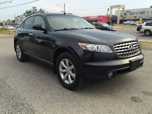 2004 Infiniti FX35 AWD,safety e/test included