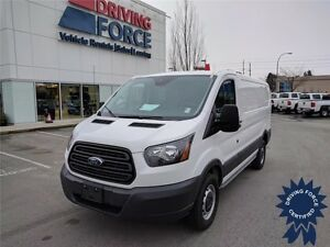 2015 Ford Transit Cargo Van Rear Wheel Drive - 16,343 KMs, 3.7L