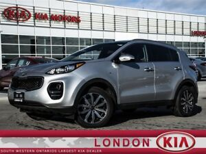 2017 Kia Sportage EX AWD - BLUETOOTH, BACK-UP CAM, ANDROID