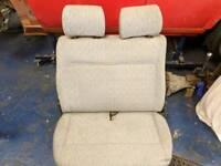 VW Transporter front passenger double seat