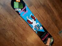 Mens Capita 154cm snowboard