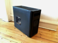 Fractal Design Arc Midi Tower Computer Case - Used