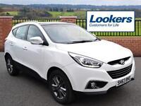 Hyundai ix35 SE CRDI (white) 2013-12-20