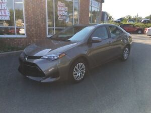 2017 Toyota Corolla LE w/ Advanced Safety Features. 2 sets of ti
