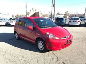 2007 Honda Fit NO ACCIDENT - SAFETY & E-TESTED
