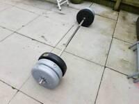 30kg weight bar
