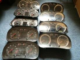 VW IMMO 3 VDO GOLF / BORA CLOCKS PART NUMBER: 1J0 920 926 A
