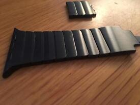 Apple Watch Link Bracelet Genuine 42mm Space Black