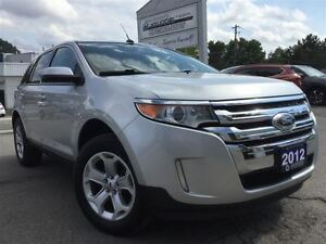 2012 Ford Edge SEL - new tires and brakes!