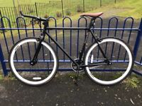 Single Speed Bike, Excellent Condition, with Gatorskins. Perfect good looking commuter!