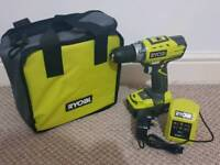 Brand new electric cordless drill and screw driver