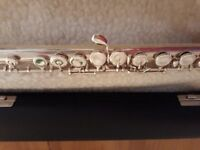 Pearl Flute - Beautiful Silver Pearl 505 ready to play