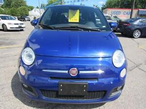 2014 FIAT 500 Sport ** SANTA SAYS KEEP YOUR XMAS CASH! RECEIVE $