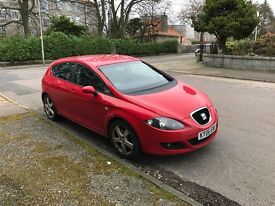 MOT until April 2018, recently serviced. Great car to drive, low mileage