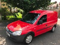VAUXHALL COMBO 1700 CDTI 16V (red) 2004