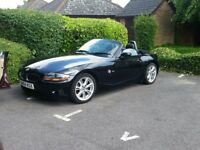 BMW Z4 2.5 Reduced