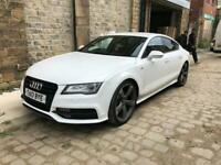 Audi A7 S Line Black Edition TDI Quattro Auto V6 3.0 TDI