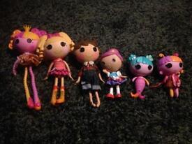 La la loopsy dolls set