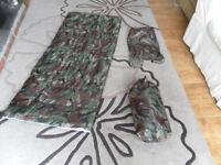 2 children's sleeping bags