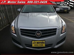 2013 Cadillac ATS Luxury, Automatic, Leather, Back Up Camera Oakville / Halton Region Toronto (GTA) image 8