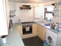 4 bed student house near town, shops and buses to Uni. GCH, garden + bills inc. £80 pppw