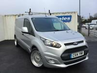 Ford Transit Connect 1.6 TDCi 95ps Van (silver) 2014