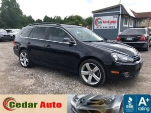2013 Volkswagen Golf Wagon Highline - TDI - Managers Special