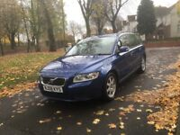 2008 VOLVO V50 ESTATE 1.8 PETROL **GREAT FAMILY ESTATE OR WORKHORSE + SPACIOUS**