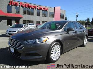 2016 Ford Fusion SE Hybrid  local/no accidents