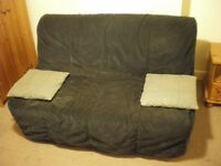 Ikea 2 seater sofabed double.