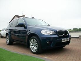 Mar 2011 BMW X5 XDRIVE30D M SPORT AUTO *LOVELY JEEP*