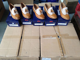 Wholesale Mens Shoes Job Lot Casual Formal Slip On £4.50 per pair