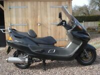 Yamaha yp 250 Majesty 1998 GOOD condition 9 months MOT
