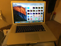 """MacBook Pro 15"""" 2.53Ghz 1TB HDD 8GB RAM *CAN DELIVER* + ADOBE, LOGIC, FCP, OFFICE"""