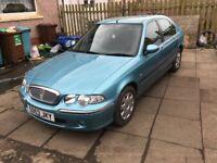 Rover 45 impression 2003 1.4