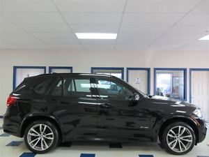 2014 BMW X5 35I M-PACKAGE GPS CAMÉRA 360 TOIT PANORAMIQUE !