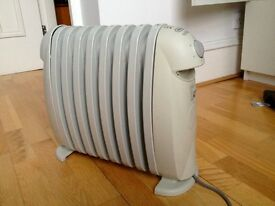 OIL FILLED HEATER / RADIATOR - DELONGHI BAMBINO - FIRST COME FIRST SERVED