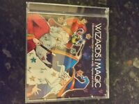 wizards and magic cd