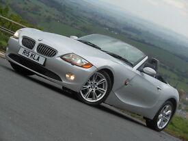 2004 BMW Z4 3.0i Manual