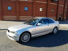Bmw E46 325 ci in mint condition and long mot