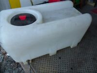 boat parts narrowboat water tank