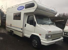 FIAT DUCATO 2.5 TURBO DIESEL HIGHWAY MAN 4 BERTH MOTOHOME