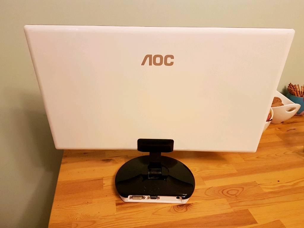 AOC e2343F LCD Full HD monitor