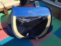 Pop-up sun tent
