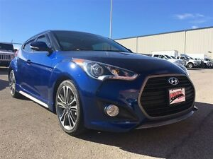 2016 Hyundai Veloster Turbo Blue Special
