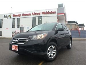 2013 Honda CR-V LX - Rear Camera - Bluetooth - New Tires