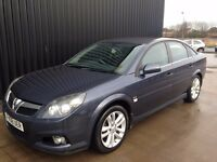 2008 Vauxhall Vectra 1.8 i VVT SRi 5dr 2 Keys, 2 Previous Owners, Parking Sensors, Sony Head Unit